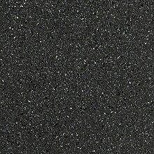 PVC CV Vinyl Bodenbelag Auslegware Fliesenoptik Steinoptik Chip anthrazit 200, 300 und 400 cm breit, verschiedene Längen, Variante: 6 x 4 m