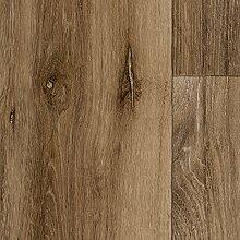 PVC CV Vinyl Bodenbelag Auslegware Holzoptik Landhausdiele Eiche 200, 300 und 400 cm breit, verschiedene Längen, Variante: 1,5 x 2 m