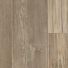 PVC CV Vinyl Bodenbelag Auslegware Holzoptik Landhausdiele Pinie weiß 200, 300 und 400 cm breit, verschiedene Längen, Variante: 3,5 x 4 m