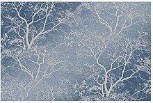 PVC-Fußmatte, Reiki-Bäume, Glitzer-Tapete,