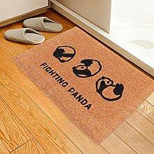 PVC-Material Resist Mold Bodenbelag, Fußmatte,