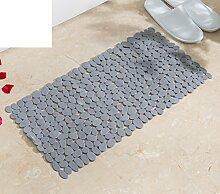 Pvc non-slip mat,badezimmer matte,dusche fußauflage-B 54x54cm(21x21inch)