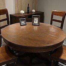 pvc Runde Tischdecke/ Runde Plastik Tischdecke/Wasserdichte transparente Einweg-Tischdecke/ schrubben Tischdecke-E Durchmesser100cm(39inch)