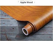 PVC Selbstklebende Holzmaserung Aufkleber