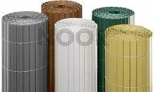 PVC Sichtschutz 1,2 x 3 m bambus