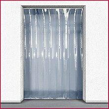 PVC-Streifenvorhang–ideal für