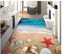 PVC Tapete 3D Wandbild Bodenfliese Der