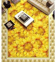 PVC Tapete 3D Wandbild Bodenfliese Der Sun
