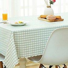 PVC-Tischdecke Abwischbar, Wasserdicht,