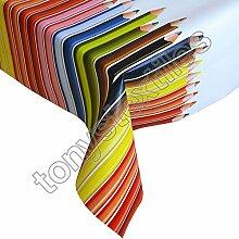 PVC-Tischdecke - abwischbar - wiederverwendbar