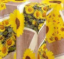 PVC Tischdecke Sunny 2 Wachstuch • Eckig •