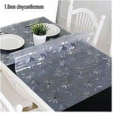 PVC Tischdecke Tischdecke Transparent