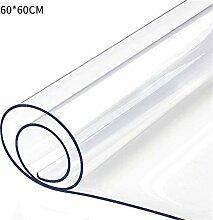 PVC-Tischdecke - Transparente
