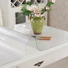 Pvc tischdecke/tv-schrank,am krankenbett mat/tischtuch/wasserdichte matte/soft glas kunststoff,crystal tischdecke-B 40x240cm(16x94inch)