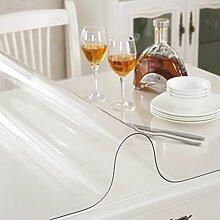 Pvc tischdecke/tv-schrank,am krankenbett mat/tischtuch/wasserdichte matte/soft glas kunststoff,crystal tischdecke-A 40x200cm(16x79inch)