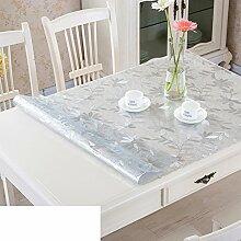 PVC Tischset/Tischtuch/Wasser/Öl/Burn-proof-tischdecke-F 80x150cm(31x59inch)