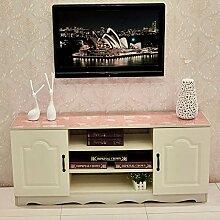 Pvc-tv-schrank tischtuch,Wasserdichte tischdecken,Soft glass coffee table pad,Schuh schrank beistelltisch plastik tischtuch-C 50x170cm(20x67inch)