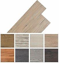 PVC Vinyl-Bodenbelag Holzoptik selbstklebend |
