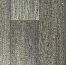 PVC Vinyl-Bodenbelag in der Optik grau anthrazit