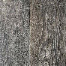 PVC Vinyl-Bodenbelag in rustikaler Holzoptik