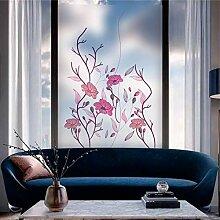 PVCOLL Fensterfolien Glasfoliedh Blumensaison