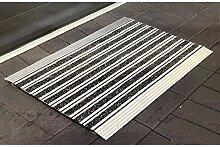 PVG Aluminium Design Fußabtreter Fußmatte