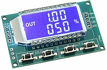 PWM Pulse Frequency Duty Cycle Adjustable Module