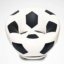 PXX Sessel-Kind-Klein Sofa Fußball Kinder Reader