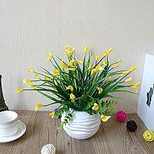 PYL-renzaohua Künstliche Blumen Bonsai, Bonsai