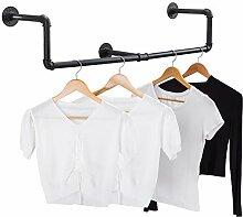 Pynsseu Industrieller Kleiderständer zur