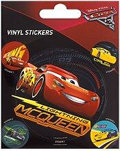 Pyramid International Cars 3(Lightning McQueen)