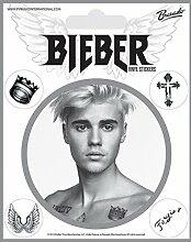 Pyramid International Justin (Bieber Black and