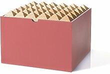Pyramide Holz Aufbewahrungsbox für Schmuck oder