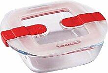 Pyrex 211PH00 Cook & Heat quadratisch glas