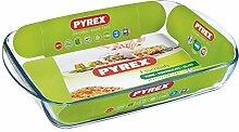 Pyrex 4937417-Teller eckig 40x
