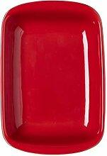 Pyrex Supreme Auflaufform aus Keramik, Ro