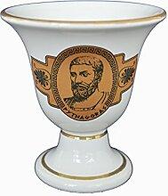 Pythagoras Tasse der Gerechtigkeit - Gierige Tasse