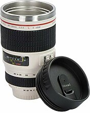 Pywee Kreative Kamera Objektiv Becher 400 ml