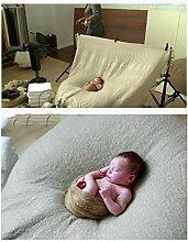 PZNSPY Neugeborenen Fotografie Requisiten Baby
