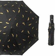 PZXY Regenschirm Automatische sonnigen Regen