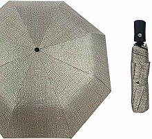 PZXY Regenschirm Automatisches Falten Regenschirm