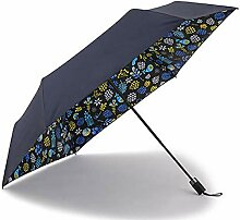 PZXY Regenschirm Kunststoff schwarz Sonnenschutz