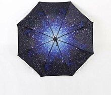 PZXY Regenschirm Mode Persönlichkeit Sterne