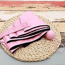 PZXY Regenschirm Schwarz Gel Sun Visor Pocket