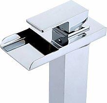 PZXY Wasserhahn Badezimmer Waschbecken Wasserhahn