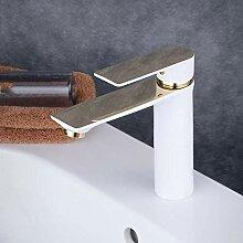 PZXY Wasserhahn Waschbecken Wasserhahn warmes und