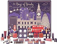 Q-KI - London Beauty Adventskalender! Gefühl FAB