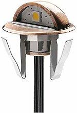 QACA 5 Pack LED Einbauleuchten Bodeneinbaustrahler