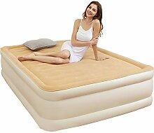 QAQ Aufblasbares Bett Für Den Haushalt Eingebaute
