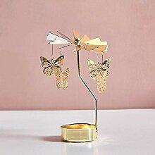 QAQ Nordic Candlestick Dekoration Romantisches